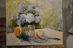 Summer Plate *SOLD*