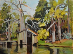 Boat House Magnolia Springs