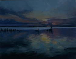 Daybreak on Dauphin Island*SOLD*