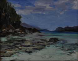 Honeymoon Beach St. John *SOLD*