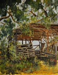 Barn under the Oaks *SOLD*