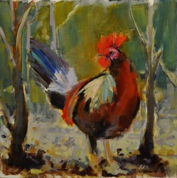 Island Rooster *SOLD*