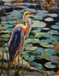 Blue Heron *SOLD*