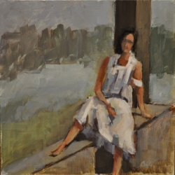 At the Lake *SOLD*